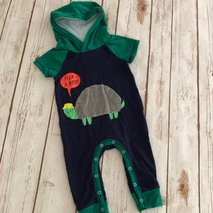 Cat&Jack Turtle 🐢 Outfit 6-9 Months